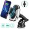 Oasser Caricatore Wireless Auto Caricabatterie Ricarica Rapida 10W Adatto Supporto per Sam...