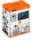 BTicino 317013 Kit Videocitofono 2 Fili Finitura Specchio Mono/Bifamigliare, Display 7 pol...