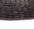 Filo di pietre semipreziose con perle nere lucide e opache di onice, 4/6/8/10 mm, pietra,...