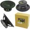 "BASS FACE PAW8.1 PAW 8.1 altoparlante diffusore medio basso woofer da 20,00 cm 200 mm 8"" d..."