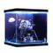 H0_V Acrilico Vetrina Acrylic Display Case con la Luce per Lego Apollo Saturn 11 Moonlight...