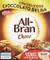 Kellogg's All Bran Choco - Fagottini Integrali di Crusca di Frumento al Cioccolato - 375 g