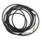 Cavo di ricambio audio compatibile con cuffie Bose QuietComfort 25, QuietComfort 35, QC25,...