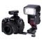 Neewer 16CM Flash Staffa Singola di Estensione con Cold Shoe Attacco per Fotocamera e Cold...