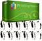 10 x DK22205 Etichette adesive continuo compatibile per Brother P-Touch QL-500 QL-500BW QL...