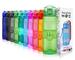 HoneyHolly Bottiglia d'Acqua Sportiva 380ml/500ml/700ml/1 litro, Senza bpa tritan plastica...