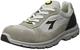 Diadora Run Textile ESD Low S1P Scarpe da lavoro, Unisex adulto, SRC, Grigio (Grigio Caste...