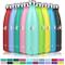 KollyKolla Bottiglia-Borraccia Termica Acqua in Acciaio Inox-350ml,500ml,650ml,783ml-Botti...