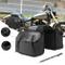 Mioloe Sella laterale moto impermeabile in pelle PU Borsa laterale bagaglio moto Sella mot...