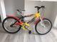CINZIA Bici Bicicletta Bimbo Bambino Skipper 20'' JUMPERTREK MTB Senza Cambio Gialla