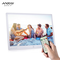 "Andoer 15"" Cornice Foto Digitale HD LED 1080P per Musica e Film MP3 / MP4 / Calendario / S..."