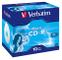 Verbatim CD-R 80 700MB - Confezione da 10