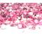 Ciambella di zucchero a forma di goccia rosa bianco lilla colorato – spargisale perfetto p...