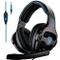 [L'ultima Versione Cuffie Gaming per PS4] Sades SA810 Cuffie da Gioco con Microfono Stereo...