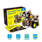 KEYESTUDIO per Arduino Starter Kit Progetto Robot Auto Car con Tutorial, Sensore a Ultrasu...