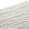 Ray-Velocity 3D Carta da Parati Mattoni Bianco DIY Adesivi muro di mattoni imitazione PE S...