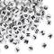 Naler 1200 Alfabeti Perline di 6 mm Alfabeto Perline per Schmucker Fai da Te