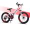 Mountain Bike 6-12 Anni Bicicletta per Bambini Mountain Bike da 20 Pollici 21 velocità/Dop...