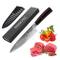 Coltello multiuso professionale da chef, con lama affilata da 20 cm in acciaio damasco VG-...