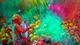 OMG-Deal Polvere colorata Gulal Holi -  confezione da 3, 100 g ciascuno, per il festival d...