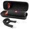 JBL Flip 5 - Custodia per altoparlante Bluetooth portatile, a nido d'ape