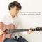 Bedler Pickup per chitarra acustica Singolo pickup doppio Sistema di preamplificazione Evi...