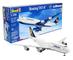 Revell 04275 - Boeing 747-8 Lufthansa Kit di Modello in Plastica, Scala 1:144