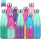 KollyKolla Bottiglia Acqua in Acciaio Inox, 750ml Senza BPA Borraccia Termica, Isolamento...