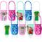 10 Pezzi Cartone Animato Silicone per Mani Colorato Custodie Protettive per Bottiglie Cust...