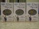 3 confezioni riso degli sposi colorato antimacchia da 250 grammi