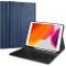 ProCase iPad 10.2 2020/2019 Custodia Tastiera[Inglese US Layout], iPad 8/7 Tastiera, Cover...
