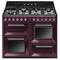 Smeg TR4110RW1 Libera installazione Piano cottura a gas A Porpora cucina