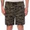Globe Tiger Camo Walkshort Pantaloni Corti, da Uomo, Uomo, Pantalone Corto, GB01916000, Ti...