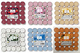 Prices 150 - Candele profumate, 25 x 6 fragranze assortite – Fiori di cotone, bacche miste...