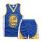 Sokaly Ragazzi Chicago Bulls Jorden # 23 Golden State Curry BOSTON Pantaloncini da Basket...