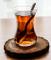Topkapi - Bicchieri da tè in vetro turco Filiz, 111 cc, 6 pz