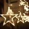 Catena Luminosa a Stelle Decorativa Lucine LED Luci Impermeabile Stringa di luce a stella...
