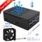 GeeekPi Custodia per Raspberry Pi 4 Modello B, Raspberry Pi 4B Custodia con Ventola 40X40X...