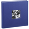 Hama Fine Art Album Fotografico, 30 X 30 cm, Blu, 30 x 30