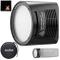 GODOX H200R anello flash testa per con forte potenza ed effetti luce naturale per Godox AD...