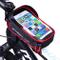 Borsa Telaio Bici, Wheel Up 6 inch Porta Cellulare Bici, Borsa da Manubrio per Biciclette,...