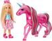 Mattel FPL82 Barbie Chelsea - Bambola con Unicorno
