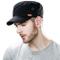 Cappello da cacciatore unisex con paraorecchie in stile Taddeo -Caldo berretto invernale d...