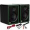 Mackie CR4-X Coppia Monitor da Studio Attivi Multimedia 4 Pollici 50W