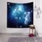 Home Decorativo Camera da Letto Coperta Asciugamano da Spiaggia Yoga Mat Arazzo Pittura As...