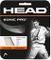 HEAD Set Sonic PRO, Racchetta da Tennis Unisex Adulto, Nero, 17