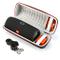 Custodia rigida per altoparlante Bluetooth portatile JBL Charge 4, custodia da viaggio per...
