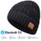 Bluetooth Beanie Hat, 5.0 Cappello Bluetooth, Cuffie a Cuffia wireless con Altoparlanti St...
