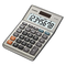 CASIO MS-80B calcolatrice da tavolo - Display a 8 cifre, tasto correzione ultima cifra, ca...