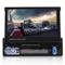 VBESTLIFE Bluetooth Auto Stereo, 7 in Auto MP5 Lettore Video Singolo DIN Auto Lettore mult...